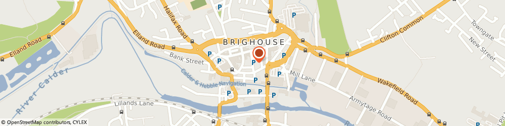 Route/map/directions to L T C Vehicle Solutions Ltd, HD6 1AD Brighouse, 8 PARK STREET