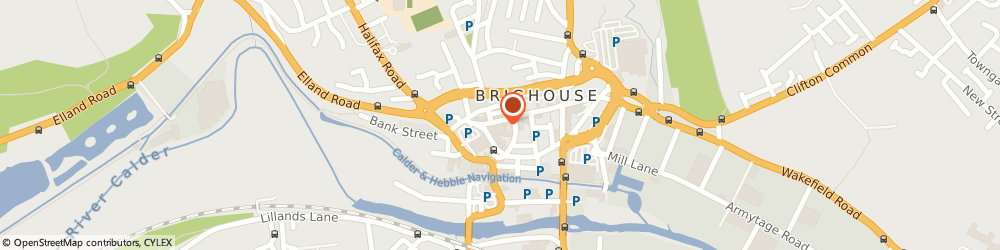 Route/map/directions to Boots Brighouse Commercial Street, HD6 1AF Brighouse, 59-61 Commercial St