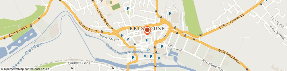 Route/map/directions to Merrie England Coffee Shop Ltd, HD6 1AF Brighouse, 31 Commercial St