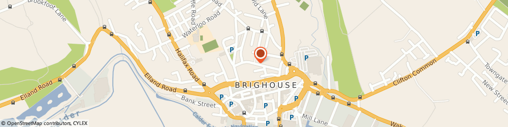 Route/map/directions to Fresh Smile Clinic, HD6 1DE Brighouse, 2 High St