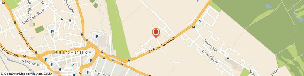 Route/map/directions to Occasion Cakes, HD6 1QT Brighouse, 48 VICTORIA AVENUE