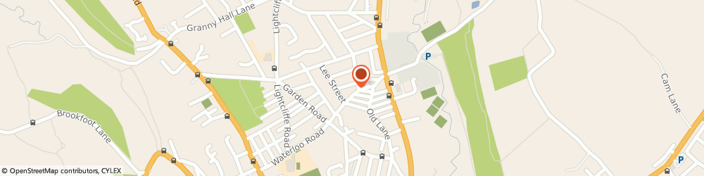 Route/map/directions to Brighouse Veterinary Centre, HD6 2BT Brighouse, 14-16 Mary Street