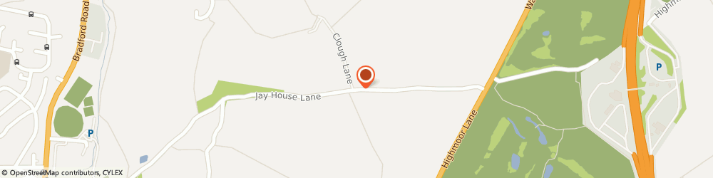 Route/map/directions to J3 Plumbing and Heating Ltd, HD6 4JH Brighouse, 2 A The Clough Jay House Lane Clifton