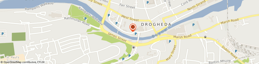 Route/map/directions to Beauty Academy, A92 Drogheda, 10 Wellington Quay, Drogheda, Co. Louth