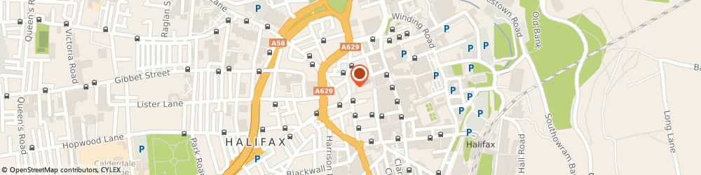 Route/map/directions to Timpson Mobile Locksmiths - Halifax, HX1 1TA Halifax, 12 Commercial Street