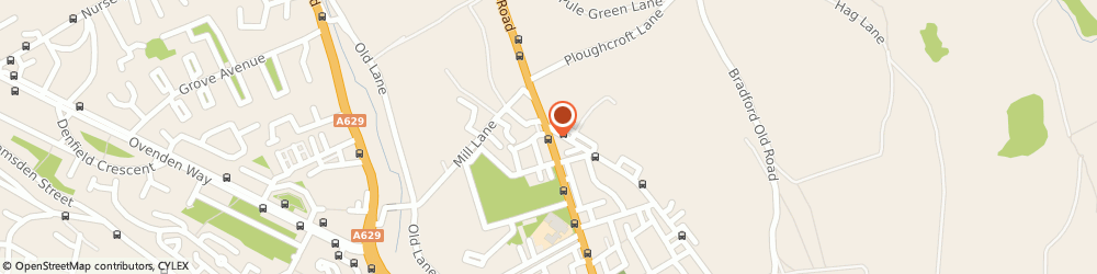 Route/map/directions to Monarch Mobility Ltd, HX3 6UB Halifax, Boothtown Road