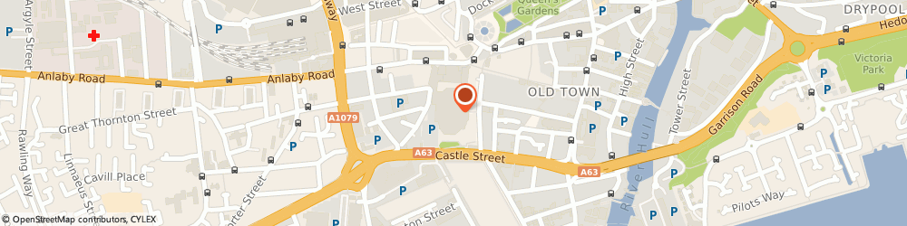 Route/map/directions to Browline, HU1 2PQ Hull, Princes Quay Shopping Centre