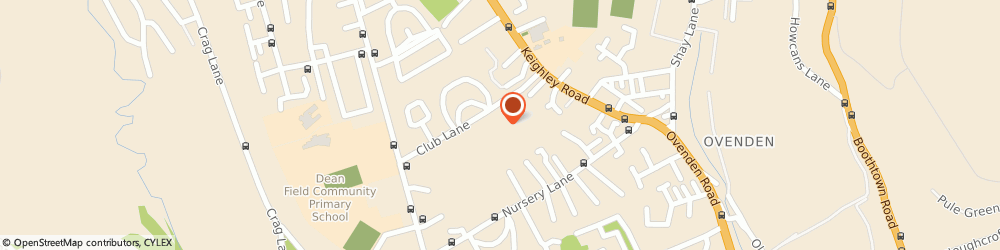 Route/map/directions to Crafted from Stone, HX3 6SN Halifax, Unit 2 Calderdale Business Park, Club Lane