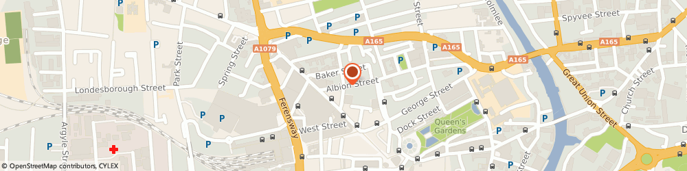 Route/map/directions to Threading Bar, HU1 3TE Hull, Albion street