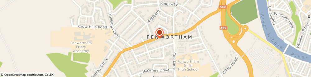 Priory Car Sales Penwortham