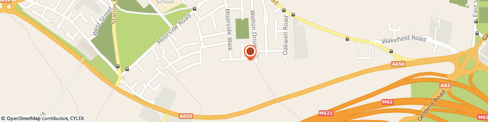 Route/map/directions to GH Plumbing & Heating, BD11 1HN Bradford, 22 Moorside View