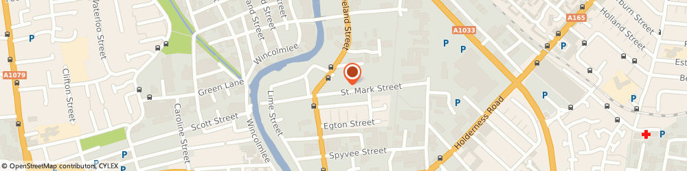 Route/map/directions to ASDA Tyres - JD Service & MOT Centre, HU8 7ED Hull, 31 St Mark Street