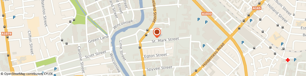 Route/map/directions to Jd Service and Mot Centre, HU8 7ED Hull, 31 St Mark St