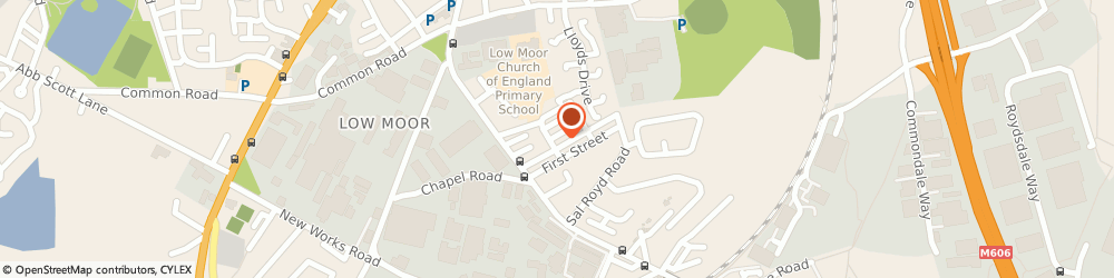Route/map/directions to Norland Interiors Limited, BD12 0JB Bradford, 6 Third Street, Low Moor