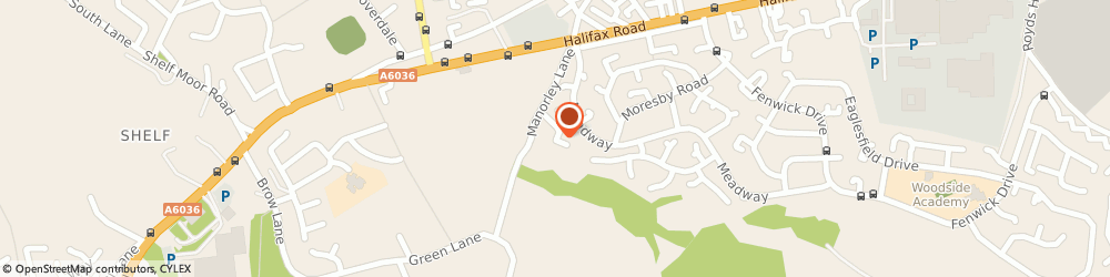 Route/map/directions to Wild S Plumbers, BD6 2HQ Bradford, 10 Corn Mill Fold