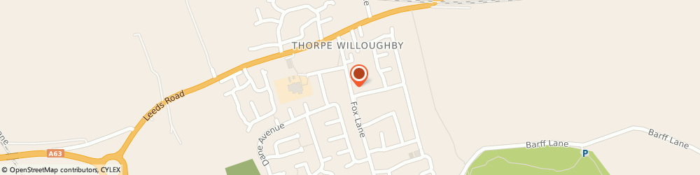 South Milford Surgery - Thorpe Willoughby ▷ Thorpe