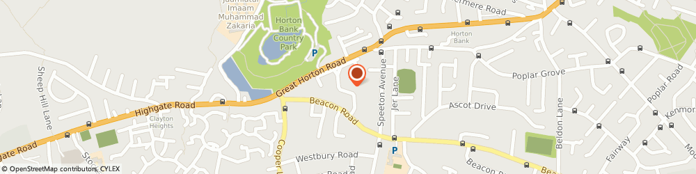Route/map/directions to NSP Plumbing and Heating, BD7 4LY Bradford, Nsp Plumbing and Heat