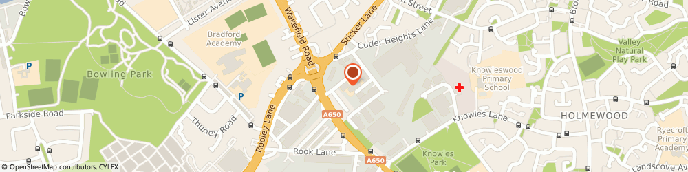 Route/map/directions to The Salamander Brewing Company, BD4 9PH Bradford, 22 Harry St