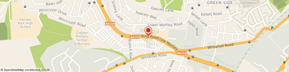 Lower Wortley Ring Road