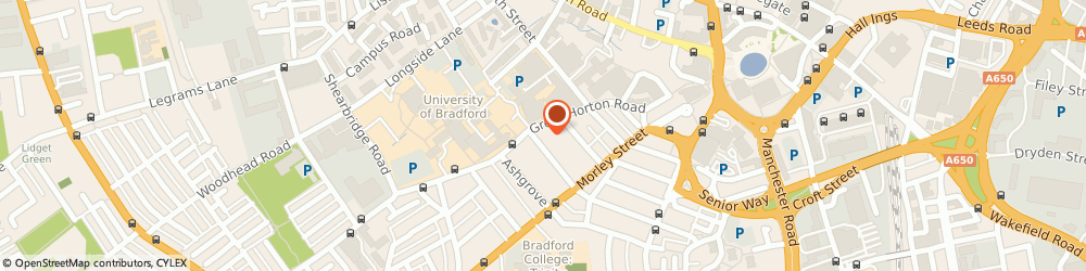 Route/map/directions to McColl's, BD7 1AZ Bradford, 53 Great Horton Road