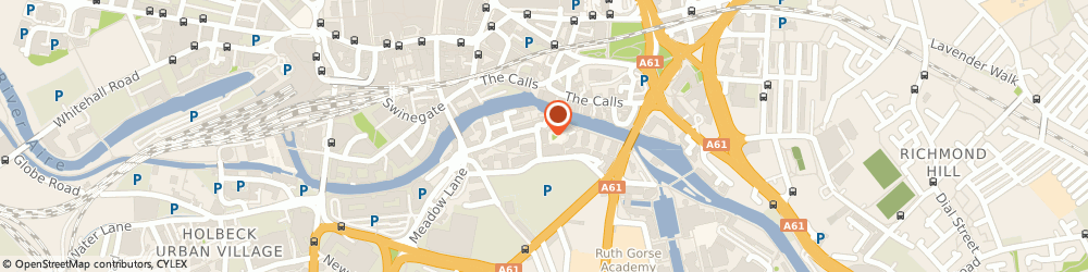 Route/map/directions to Sainsbury's Local, LS10 1NE Leeds, 6 Brewery Place