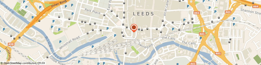 Route/map/directions to Ladbrokes Gaming - Boar Lane, LS1 5NS Leeds, 29 Boar Lane