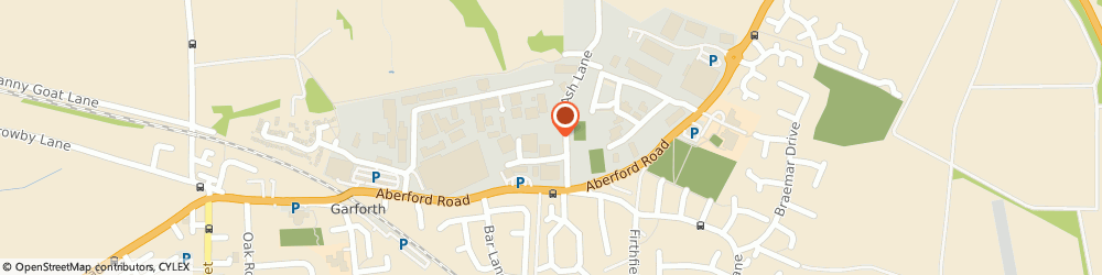 Route/map/directions to Quirky Ales, LS25 2HG Garforth, 3 Ash Ln