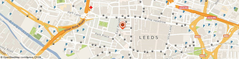 Route/map/directions to Gallagher Insurance, Risk Management & Consulting, LS1 5PS Leeds, Minerva House