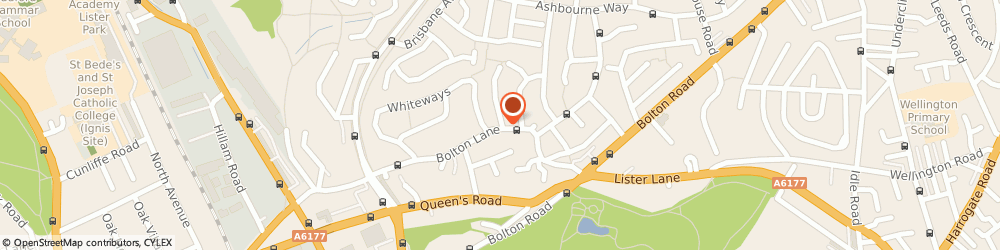Route/map/directions to One Stop Convenience Store Bradford, BD2 4BB Bradford, 109-111 Bolton Lane