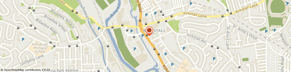 Route/map/directions to Pc Rush, LS5 3AQ Leeds, 38 Commercial Road