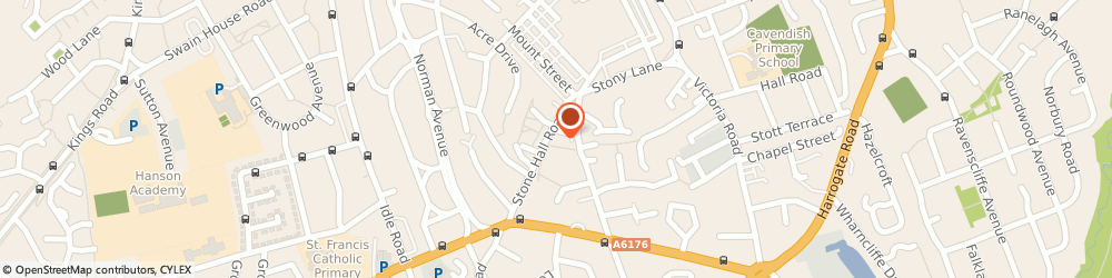 Route/map/directions to Stellar Construction Consultants Bradford, BD2 2EL Bradford, Albion Mills, Albion Road