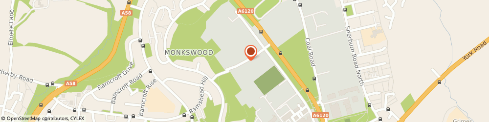 Route/map/directions to Natural Stone (Leeds) Limited, LS14 1NG Leeds, The Ronson Building Limewood Approach Outer Ring Road