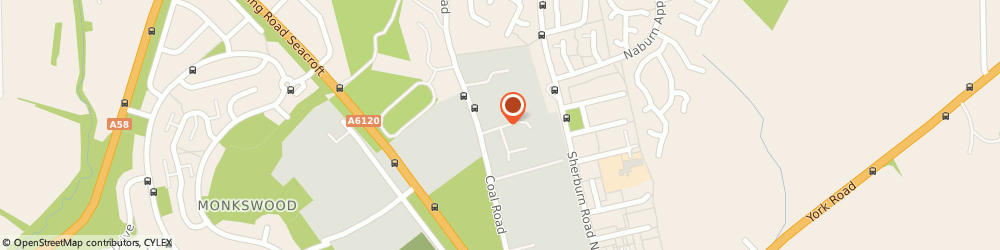 Route/map/directions to Parts Center, LS27 9SE Leeds, 1 Victoria Rd, Bank Square