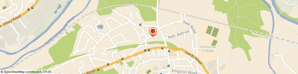 Route/map/directions to Abbey Upholstery, BD10 0AA Bradford, CRAG HILL ROAD