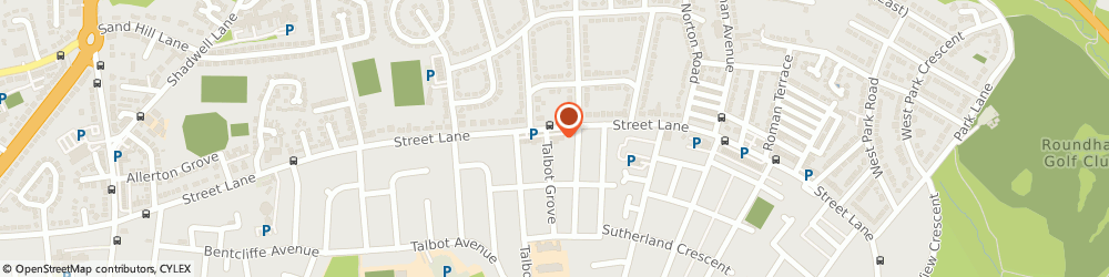 Route/map/directions to Sainsbury's Local, LS8 1AA Leeds, 135-137 Street Lane