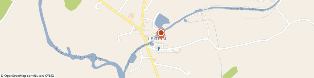 Route/map/directions to Radon Lab Svces. Ltd,  Leitrim, NATIONWIDE