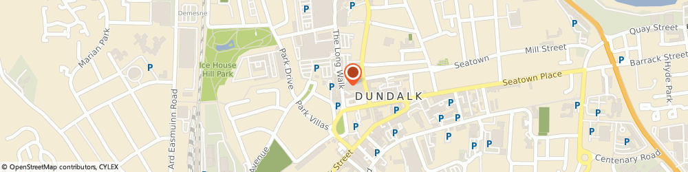 Route/map/directions to Outdoor Exchange,  Dundalk, UNIT 3 EXCHANGE BUILDING LONG WALK