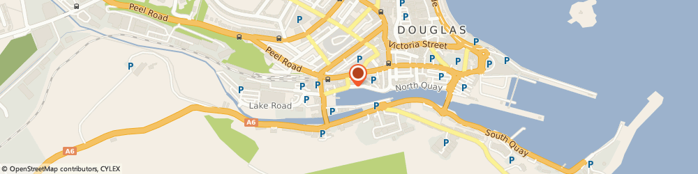 Route/map/directions to La Boutique Ltd, IM1 4LE Douglas, 23 NORTH QUAY