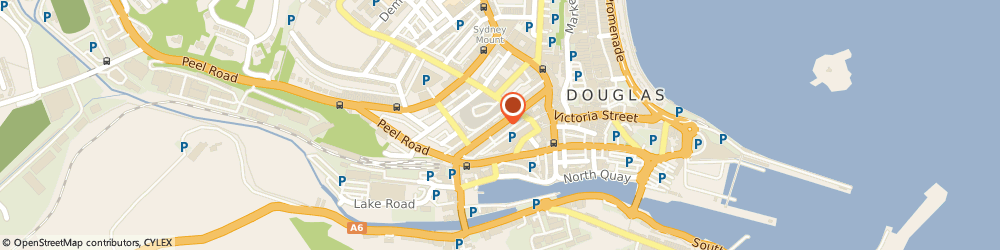Route/map/directions to Fedelta Group, IM1 1LB Douglas, 29/31 Athol Street