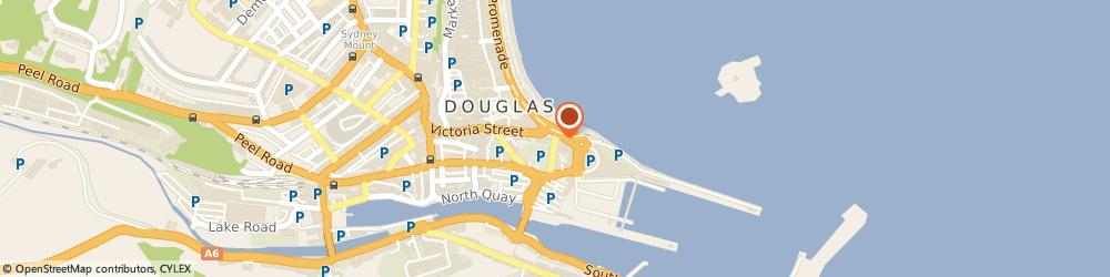 Route/map/directions to Axa (Isle Of Man) Ltd, IM1 2SL Douglas, Royalty House, Walpole Avenue