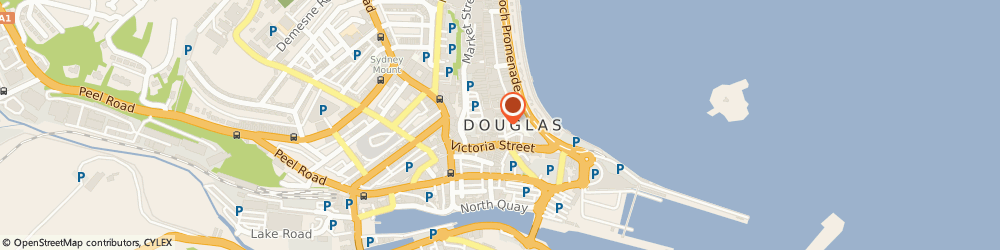 Route/map/directions to CeX, IM1 2AR Douglas, 56-58 Duke Street