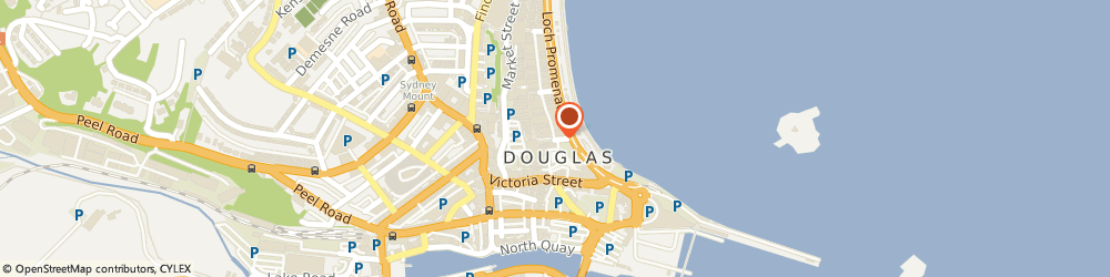 Route/map/directions to Atherton Dutnall Limited, IM99 3YR Douglas, Po Box 621