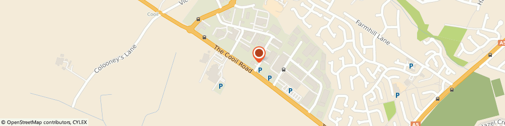 Route/map/directions to Motability Scheme at Ocean Ford IOM, IM2 4WD Douglas, Isle Of Man Business Park