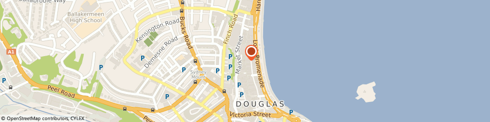 Route/map/directions to Boots The Chemists, IM1 2EE Douglas, 14-22 Strand Street