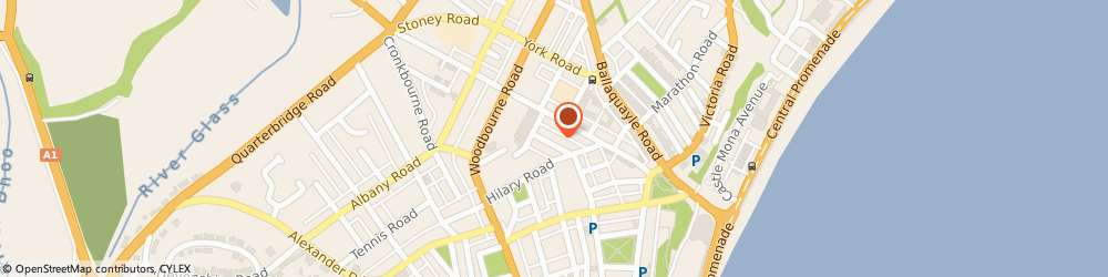 Route/map/directions to Prosearch Ltd, IM2 3HG Douglas, 2 Farrant Street
