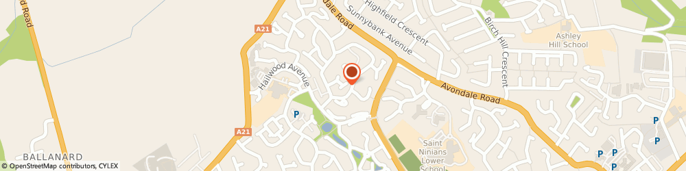 Route/map/directions to Adelphi Hotel, IM2 3JA Douglas, 15 Stanley View