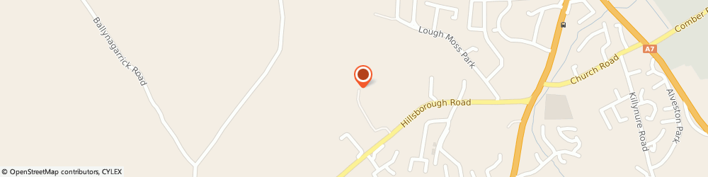 Route/map/directions to Alpha Training NI, BT8 8HR Belfast, Loughmoss Leisure Centre