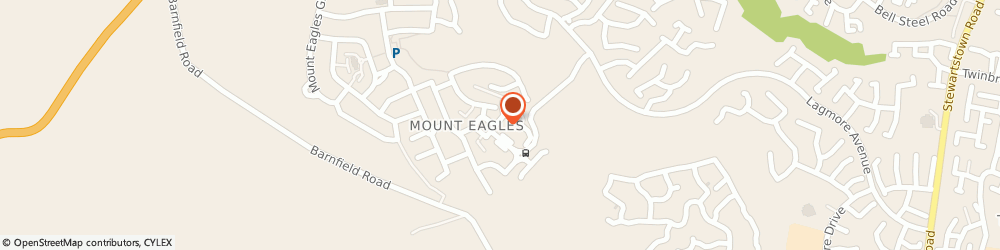 Route/map/directions to Mount Eagles Community Centre, BT17 0GN Belfast, 25 Mount Eagles Square