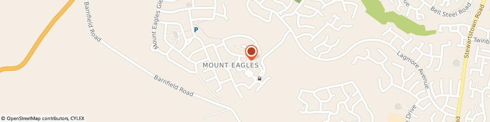 Route/map/directions to Opus Home Care, BT17 0GY Belfast, 31 Mount Eagles Square