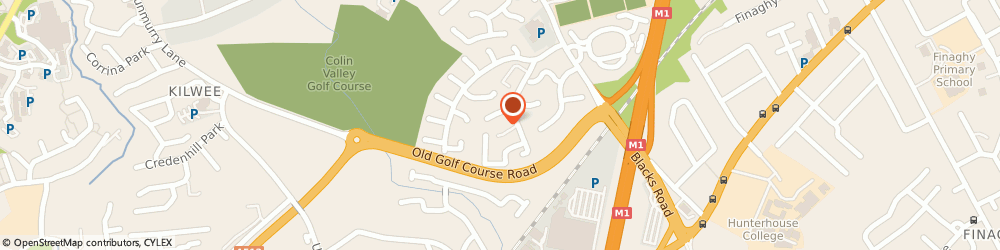 Route/map/directions to Balmoral View Care Centre Nursing Home in Dunmurry, BT10 0NB Dunmurry, 5 The Manor Blacks Road